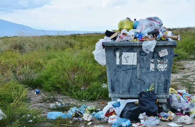 Müllproblematik