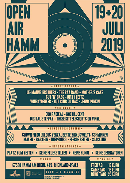 Open Air Hamm 2019